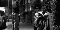 Robó una moto empujándola en pleno centro: ofrecen recompensa