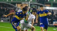 La Reserva de Boca empató con Banfield en un partido histórico por la Liga Profesional