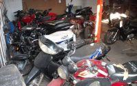 Desbaratan una banda de ladrones de motos en Güemes