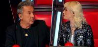 La divertida discusión sin sentido de Lali Espósito y Ricardo Montaner en La Voz Argentina