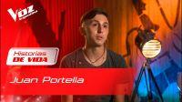 Conocé a Juan Portella, el salteño que enloqueció a los jurados en La Voz