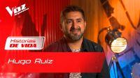 Hugo Ruiz: El segundo salteño que deslumbró en La Voz esta noche.