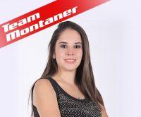 Luciana Yrigoyen no fue elegida por el Team Montaner, pero su coach le cumplió un sueño