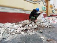 Un poderoso sismo azotó a Perú con catastróficas consecuencias