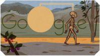 El niño de Turkana es el nuevo Doodle de Google