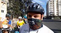 Hartos de los robos, los bikers coparon las calles de Salta para hacer escuchar sus pedidos