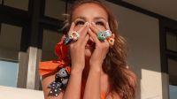 Thalía recordó sus más grandes éxitos musicales en un memorable vídeo