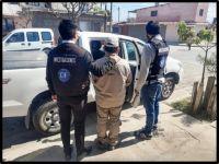 Detuvieron a un hombre acusado de abusar de su nietita: estaba prófugo