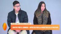 """""""Si las cosas se hacen bien, se puede llegar a cambiar"""", afirman los jóvenes candidatos de Juntos por el Cambio+"""