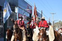 Cabalgata de fortines gauchos: habrá un gran operativo de seguridad vial para este domingo