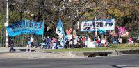 San Cayetano en Salta: movimientos sociales copan las calles de la ciudad