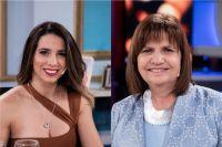 Patricia Bullrich y Cinthia Fernández protagonizaron un tenso cruce en la mesa de Mirtha
