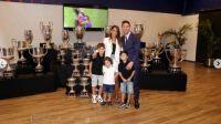 El gesto de Antonella para con Messi en plena despedida del Barcelona