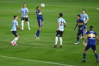 Boca sigue con el rumbo torcido: 1-1 con Argentinos como local