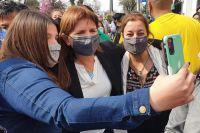 Patricia Bullrich en Salta: la presidente del PRO llega para brindar apoyo a los candidatos locales