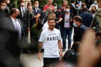 ¡HISTÓRICO! El recorrido de Messi por el Parque de los Príncipes ya como jugador del PSG