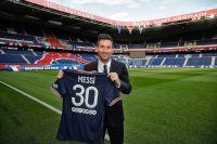 Messi es el nuevo rey de París: el impresionante récord del argentino en su segundo día como jugador del PSG