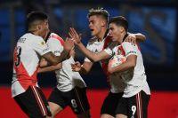 Por un lugar en las semifinales: River Plate pierde 1 a 0 ante Atlético Mineiro