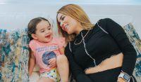 Las conmovedoras palabras de Kimberly Loaiza a su hija Kima