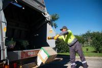 Comenzará la recolección selectiva de residuos secos en toda la ciudad