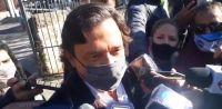 """Votó Gustavo Sáenz: """"Hemos tenido un año y medio muy duro, a muchas personas les fue muy mal en pandemia"""""""