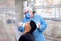 Coronavirus en Argentina: hubo una fuerte caída en el número de casos en las últimas 24 horas