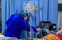 Coronavirus en Argentina: disminuye la ocupación de camas de terapia intensiva
