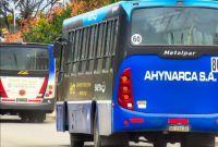 Desvíos y nuevas paradas: SAETA cambia los recorridos este jueves por obras de repavimentación