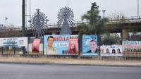 Poniendo estaba la gansa: la terrible multa para los políticos que no quitaron su cartelería de campaña