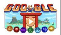 Doodle del Juego de la Isla de Campeones es la nueva sorpresa de Google