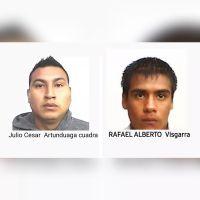"""Los rostros del terror en Salta: """"Tula"""" y """"Pico"""" le habrían disparado en la cabeza a Gustavo para robarle"""