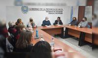 """Matías Cánepa: """"La provincia hará su máximo esfuerzo para poder llegar a un buen acuerdo"""""""