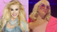 Fatima Florez se animó a imitar a Lali Espósito en La Voz y fue furor