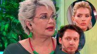 Carmen Barbieri sorprendió con nuevos detalles sobre la separación de Vicuña y Eugenia Suarez