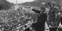 Martin Luther King. Fuente: (Twitter)