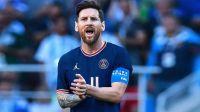 Lionel Messi. Fuente Twitter