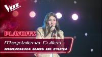 La Voz: Ricardo Montaner rompió en llanto al escuchar la performance de una participante