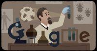 Doodle de Google: quién fue Rudolf Weigl, el héroe que inventó la vacuna contra el tifus