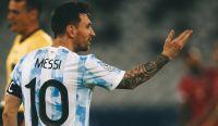 Lionel Messi. Fuente: (Twitter)