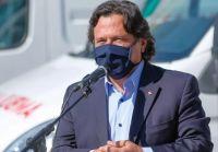 Se vienen las PASO y Gustavo Sáenz lo sabe: no levantará la mano de ningún candidato