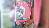 Buscamos a Tatiana Trinidad: los padres de la menor salteña empapelaron toda la ciudad con su rostro