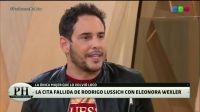 """PH Podemos Hablar: Rodrigo Lussich habló de su humilde pasado al llegar a Argentina: """"Estuve en la calle"""""""