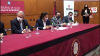 Gustavo Sáenz y una inversión de más de $100 millones para el gasoducto La Viña - Guachipas