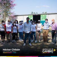 Elecciones PASO: Héctor Chibán marcó la cancha y se diferenció de los demás candidatos de JxC