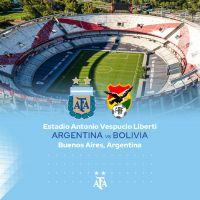 Rumbo a Qatar 2022: Argentina 3 - 0 Bolivia
