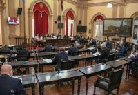 Senadores dieron media sanción a la intervención del municipio de Salvador Mazza