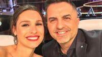 Inviertieron roles: Pampita y una entrevista exclusiva a Ángel De Brito