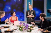 ¡Un fuego! El look de Juana Viale levantó suspiros en la apertura del programa