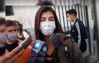 """Bettina Romero: """"Hay que acercarse a votar"""""""
