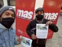 No le alcanzó la nafta: el MAS en Salta se quedó afuera de las Elecciones Generales